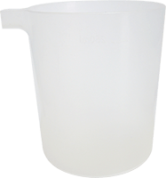 STM 402 Blue Accessory Cup for steam mop