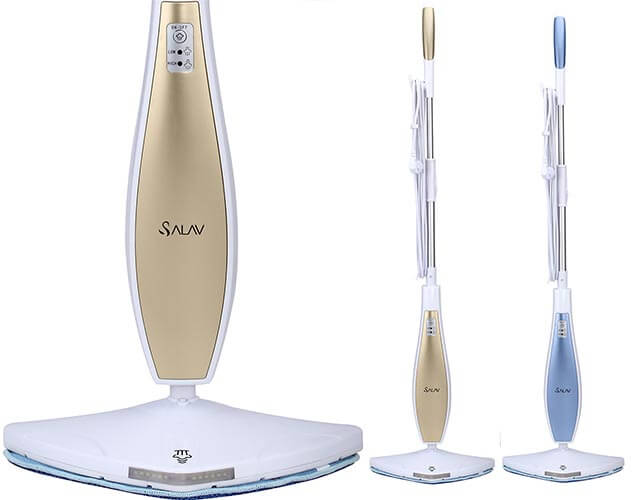 stm 402 professional steam mop with led - the best steam mop