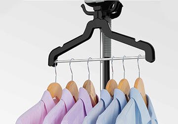 GS34-BJ Professional Garment Steamer Unique Clothes Hanger