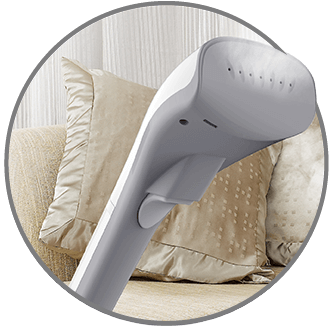 HS04T hand steam cleaner continuous steam