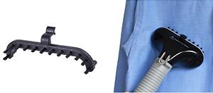fabric brush for garment steamer