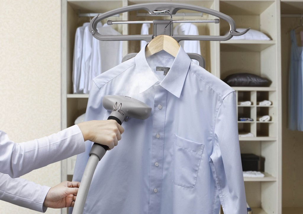 GS45-DJ_steam_shirt clothing steamer