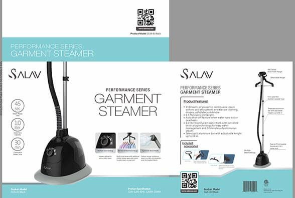GS34-BJ GS34-BJ Upright Professional Garment Steamer Info